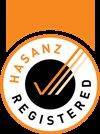 HASANZ Orange Register QM Digital 2 002